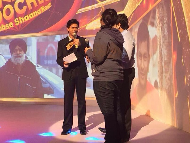 Shahrukh Kkhan launch New TV Show