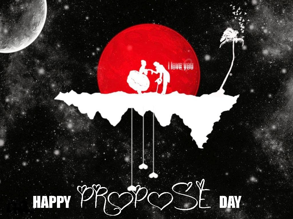 Best propose day hd wallpaper