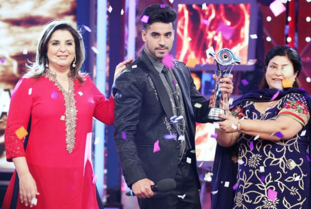 Gautam Gulati Victory Photos In Big Boss 8