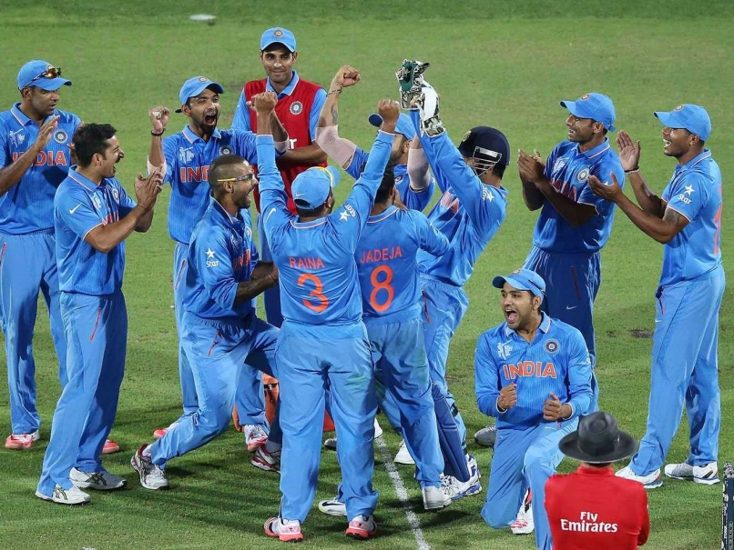 India Team World Cup