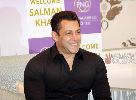 Salman Khan Promote PNG Jewellery Brand